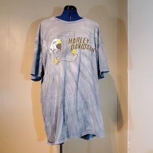 Harley-Davidson Route 66 Amarillo Texas Shirt